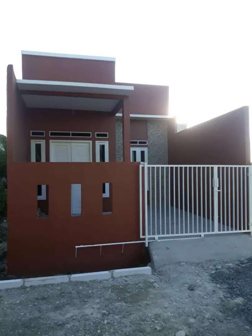 Jual Rumah Minimalis Murah Full Bangunan Pondasi Cakar Ayam - Dijual: Rumah  & Apartemen - 798518578