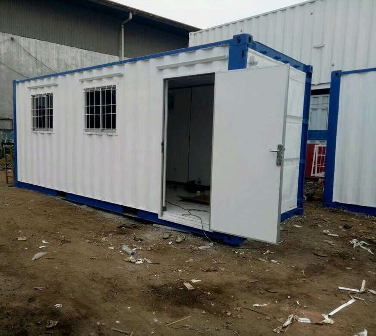 Container Modifikasi Office | Mess | Security 20 Feet