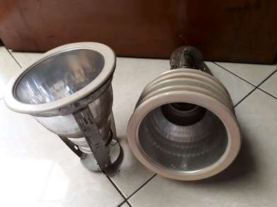 fitting lampu plafon downlight