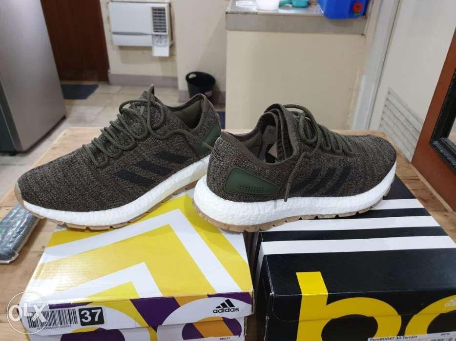 a42388e9e37a0 Adidas pureboost all terrain size 10 us in Quezon City