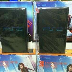 Spesial Unit Terbaik Sony PS2 Matrix HD full set Garansi