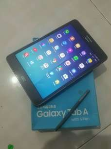 Samsung tab with s pen 2/16 8inc mulus likenew