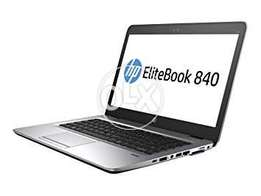 Hp Elitebook 840G3 6th Gen i5 8GB 1TB Harddisk
