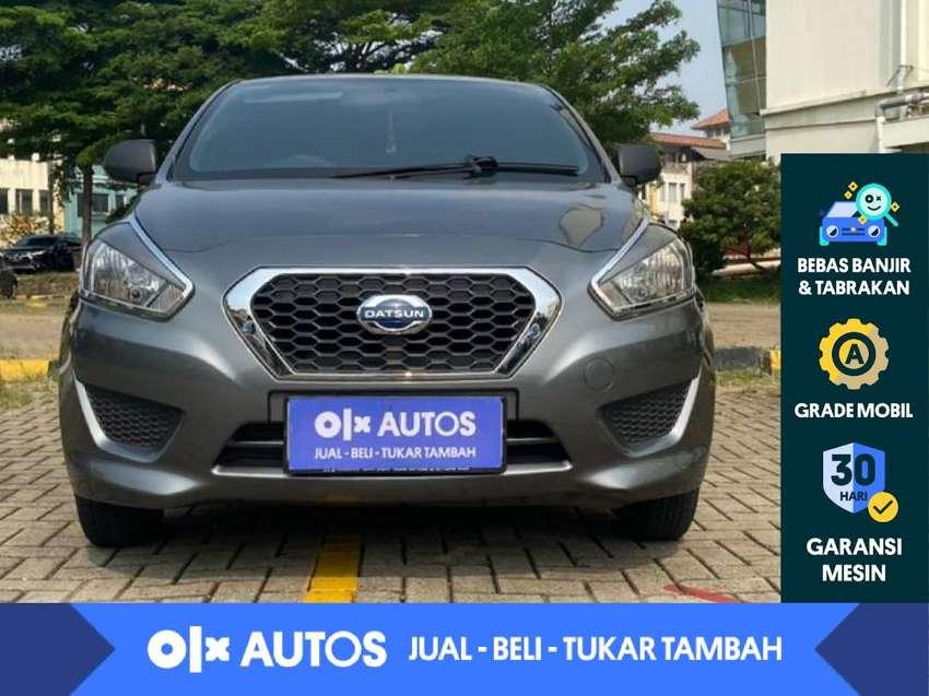 Olx Autos Datsun Go Panca 1 2 T Opt M T 2016 Abu Abu Mobil Bekas 831157010