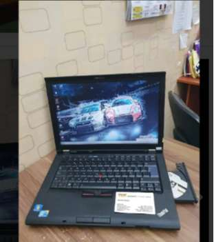 Laptop Lenovo Thinkpad T410 Core I5 Ram 8gb Hdd 320gb Dvd Vga 1 7gb Komputer 798217073