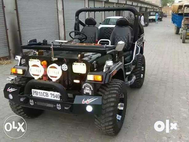 New modify open Willy jeep