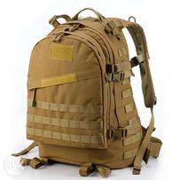 Silver Knight Military Tactical Rucksack Travel Hiking Backpack Bag d8cb79e66da7f