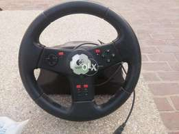 Logitech Steering wheel for PC