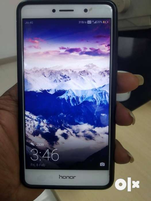 Honor 6X mobile 4GB RAM, 64GB hard disk, 6 2 inches screen