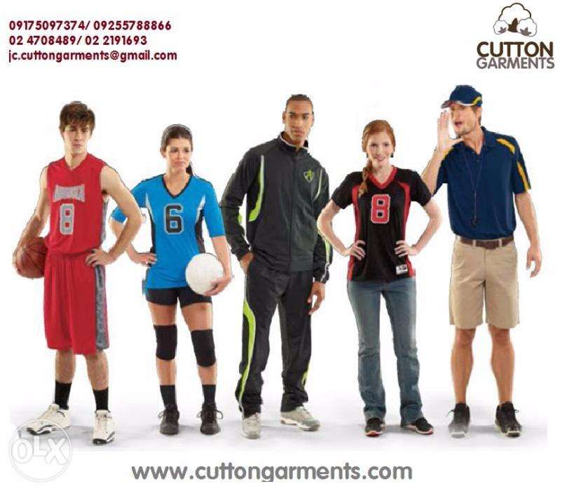 Costumized Sport wears