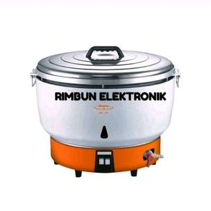 Gas Rice Cooker Maspion GRC100