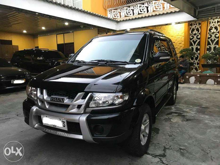 2015 Isuzu Crosswind Xuv In Quezon City Metro Manila Ncr Olx Ph