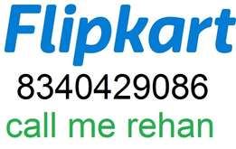 Flipkart Full time job apply in helper,store keeper,supervisor,compute