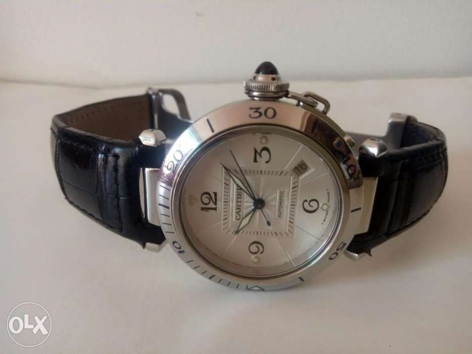 93fde0c4273 Auth Cartier Pasha Swiss Automatic in Apalit