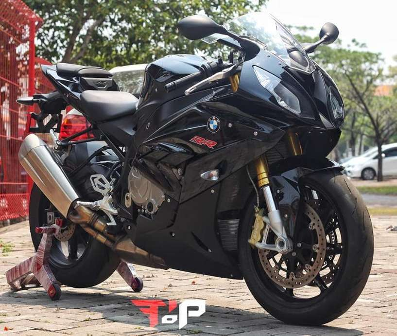 Arsip Bmw S1000rr 2017 Black With Pro Option Low Miles Surabaya