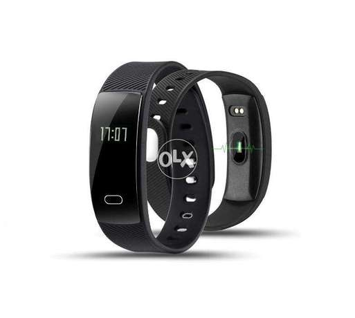 Smart Wristband bluetooth Heart Rate Monitor Android iOS Compatibility