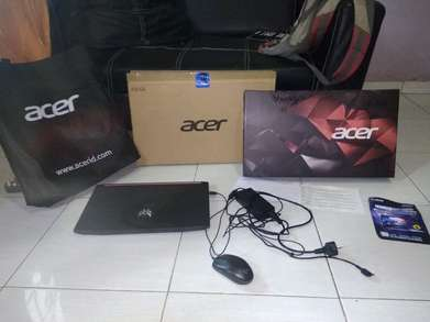 laptop acer predator gaming nitro 5