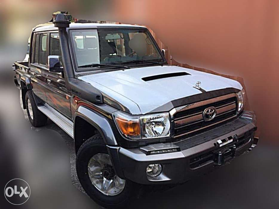 New Toyota LC70 Land Cruiser LC79 Pick Up LC76 Wagon LC78 ...