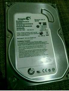 HD 500 GB Seagate Internal 3'5 inc