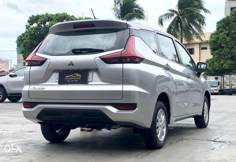 BRAND NEW 2019 Mitsubishi Xpander GLX MT Gas SILVER Rush