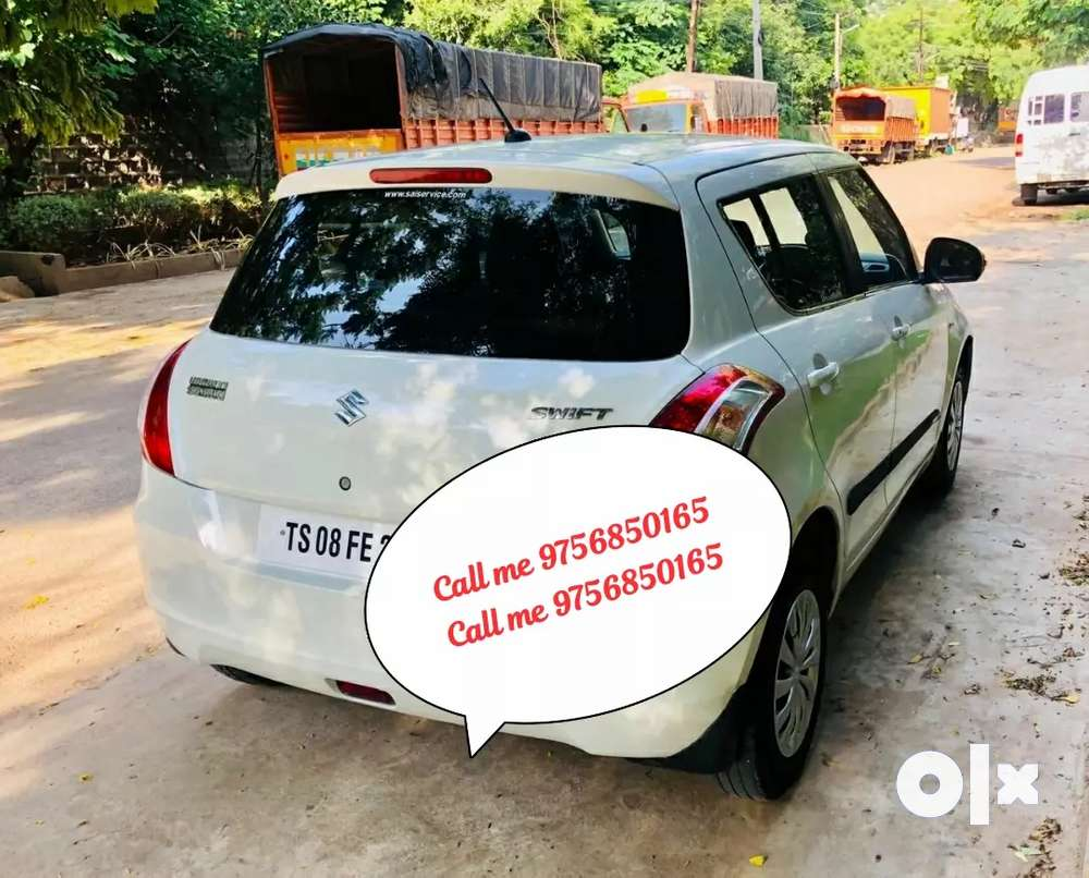 Buy Maruti Swift Old Olx Cars In Hyderabad The Supermarket Of Used Cars