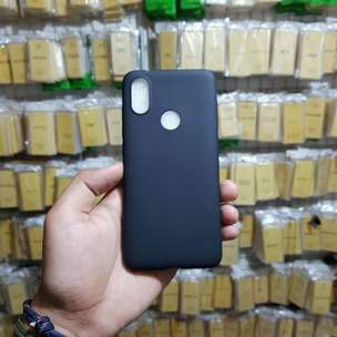 Case Midnight Blackmatte Xiaomi Redmi 6X Black Matte