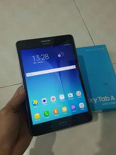 "Samsung Tab A With S Pen 8.0"" Mulusss Lengkap Normal Mal"