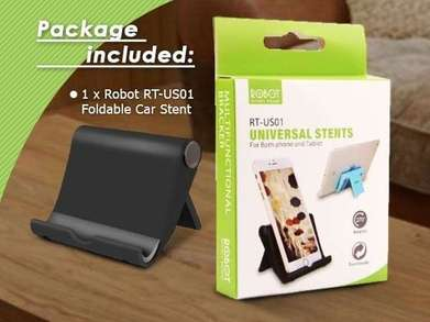 ROBOT RT-US01 Foldable Universal Stand Holder Mount Hp