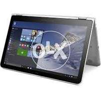 hp laptop x360 4th generation celeron with back folding touch led 12.5