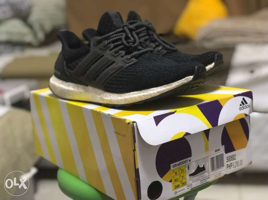de7a4c6497c9d ADIDAS Ultraboost Core Black V3 sz. 9 W (Can fit 8 M) in Manila ...