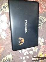 Used, Black Toshiba Laptop for sale  Delhi