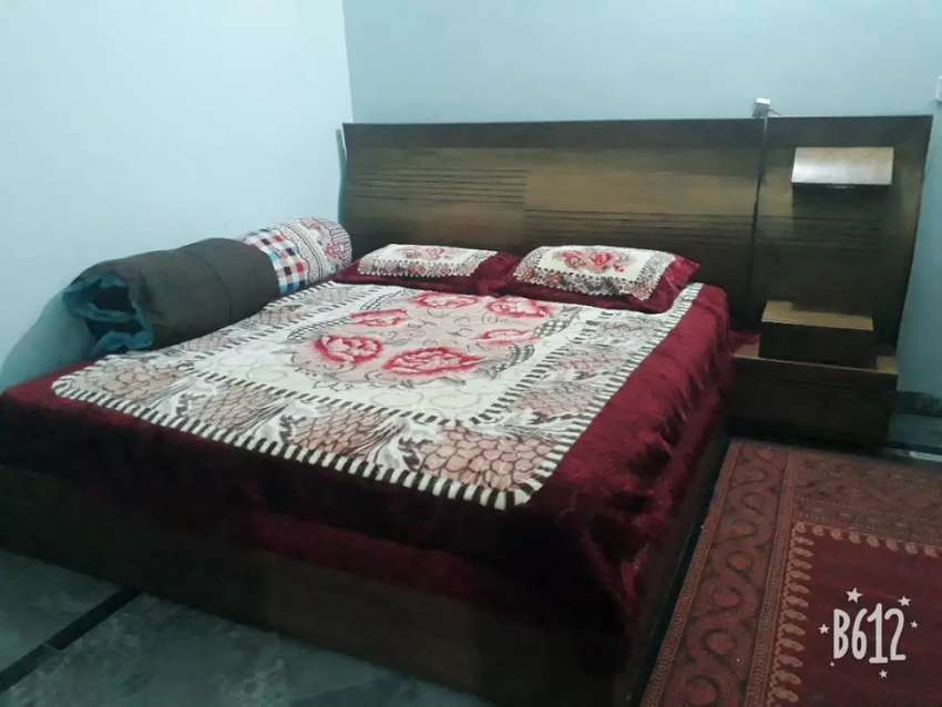 13e73e5acaf2 Bed for sell just only used 6 month - Beds   Wardrobes - 1004022222