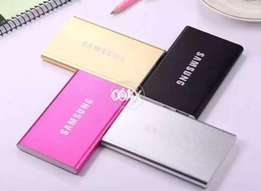 2.1 Ultra Slim Power Bank Samsung For All Smartphones:Free Delivery