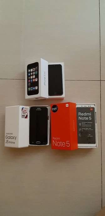 Apple Iphone 5s black grey 16GB - Semarang Kota - Handphone 3a1aa8d3ed