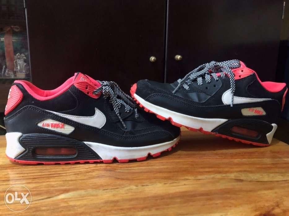 huge selection of a73ac 07b1e ... nike air max cortez Wmns Crimson Nike Air Max 90 ...