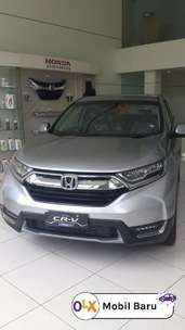 [Mobil Baru] HONDA ALL NEW CR-V TURBO PRESTIGE CVT 2019 KHUSUS BULAN IN