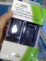 4800mAh Rechargeable Battery Pack Charger for XBOX 360 Controller