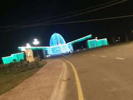 5 marla plot for sale in Bahria orchard 705