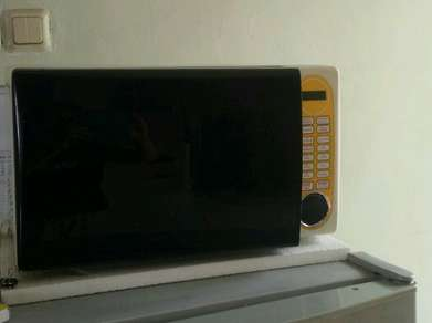 Microwave Oven Standar Eropa