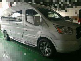 bc027e7f97df04 Ford Transit Explorer150 Van Limited SE not grandia hi ace urvan