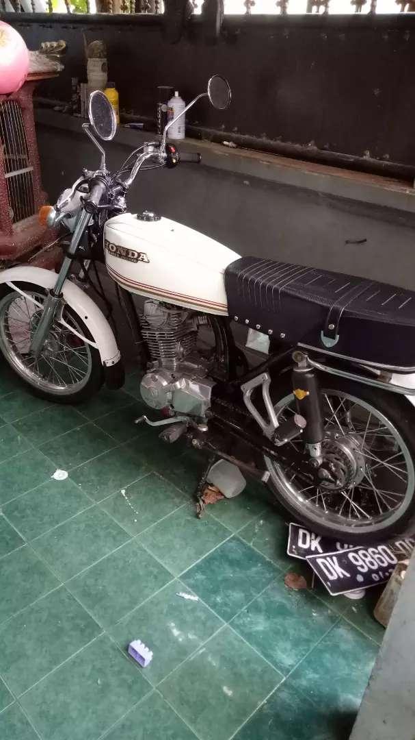 Jual Motor Gl 100 Pajak Hidup Motor Bekas 816620685