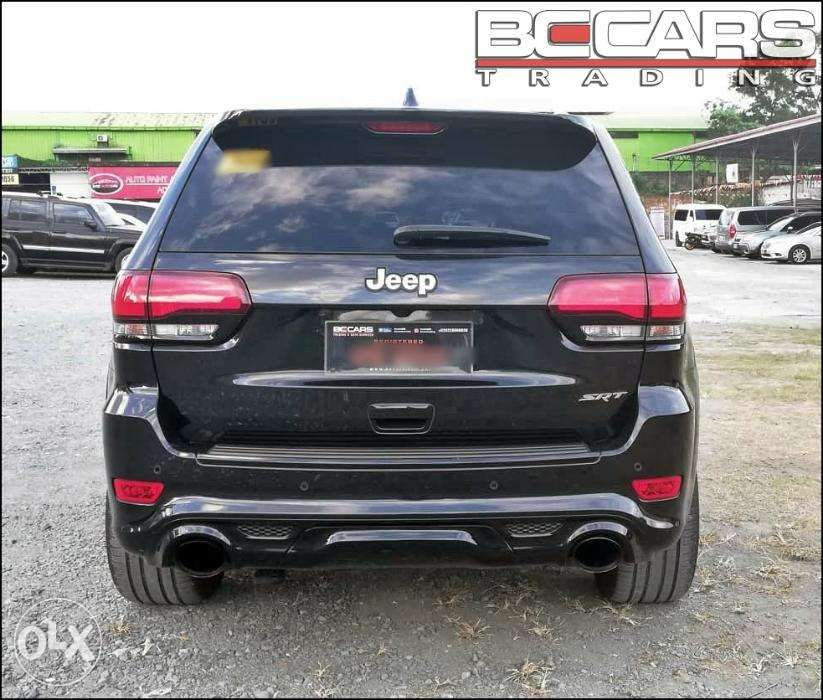 Jeep Grand Cherokee For Sale Near Me: 2017 Jeep Grand Cherokee SRT8 Rush SALE In Quezon City
