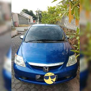 Honda city tahun 2003 matic