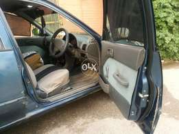 Can be purchased on cash basis or exchanged with honda civic 1999