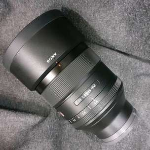 SONY FE 85mm F1.4 GM good condition