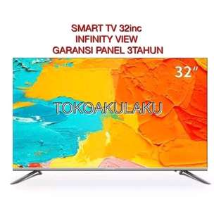 COOCAA Model 32S5C Led TV 32 inch Smart TV - Wifi - Infinity View