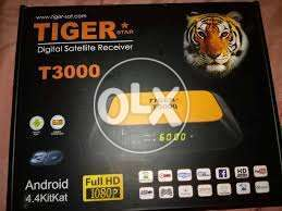 Tiger T3000 HD Receiver Andriod 4 4 Kit Kat - Computers
