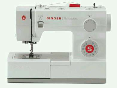 Promo Mesin jahit Singer HEAVY DUTY 5523 new model