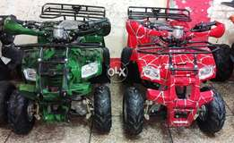 Reverse Quad Atv Four Wheeler Available At Subhan Enterprises