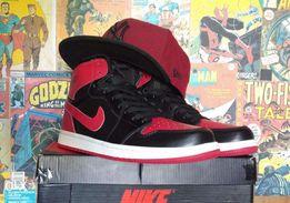 186042281fcc13 ORIG Nike Jordan1 Breds 10US FREE NewEra snapback not adidas vans shoe
